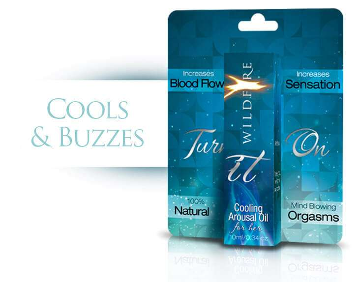 cooling arousal oil