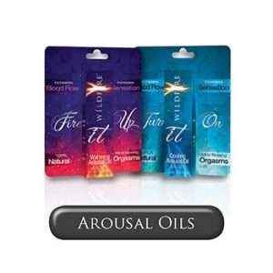 Arousal Oils