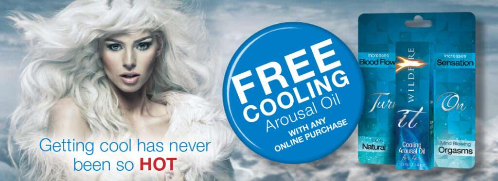 Free Arousal Oil